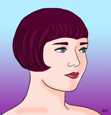Louise Brooks by MP69